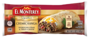 Shredded Steak & Cheese Chimichanga